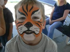 Artistic Magic, Camp Verde — Lions and TIGERS and Bears!