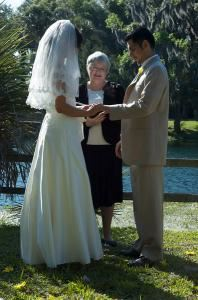 A Lovely Ceremony, Deltona — Your wedding ceremony is the beginning of your married life together -- be sure things get off to a great start with A Lovely Ceremony!