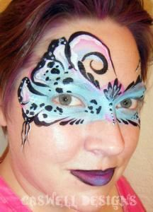 Caswell Designs Face Painting