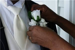 Wedding Event Planning Services, 6th Sense Events, LLC, Charlotte — Personalized Boutonnieres