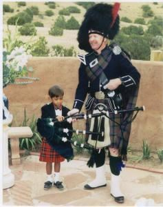McDaniel Bag-piping
