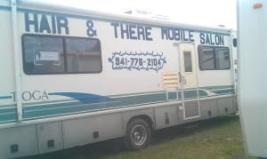 Hair and There Mobile Salon inc.