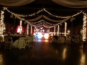 Room #15, North Dam Mill Events Center and Banquet Facility, Biddeford — This space is perfect for weddings, receptions, reunions, seminars, B-day celebrations, anything you want.  We have great facilities for bringing your own caterer,or your own food.  We also have a full screen cinema style screen for your presentation or wedding slide show.  Have a wedding starting at $1,000.00 which includes tables, chairs, and linens.