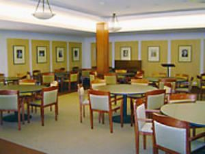 Founders Dining Room, Westmont College, Santa Barbara