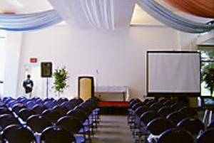 Page Multipurpose Room, Westmont College, Santa Barbara