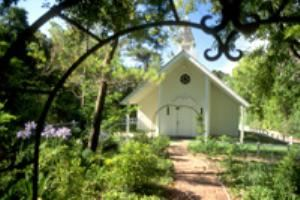 Voskuyl Prayer Chapel, Westmont College, Santa Barbara