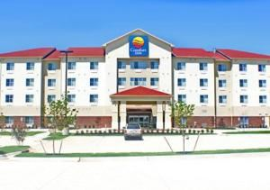 Comfort Inn and Suites Oklahoma City Airport