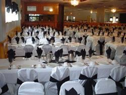 Bronze Bridal Reception All Inclusive Sit Down Dinner Package, Personal Touch Catering, Buxton