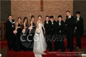 Gold Wedding Photography Package, CCG Creative Studios LLC, Champlin — Your Special Day