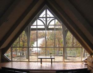 Kirkland Chapel, Camp Loughridge, Tulsa