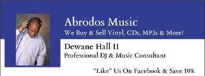 Eventective Corporate Special (4 hours) [Additional hours slightly more], Abrodos Music, Southfield