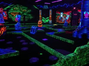 Monster Mini Golf - Feasterville