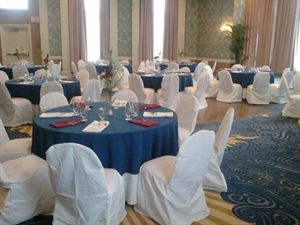 Event Hall Space Rental Only - Great For Parties, Bar Mitzvahs, Reunions!, Bedford Plaza Hotel, Bedford — Bedford Rm Banquet Style