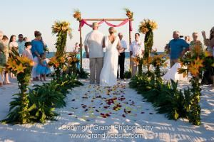 At The Beach Weddings, Pensacola — Beach Wedding in Gulf Shores , Alabama