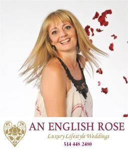 An English Rose, Montreal Wedding Planner - Sherbrooke