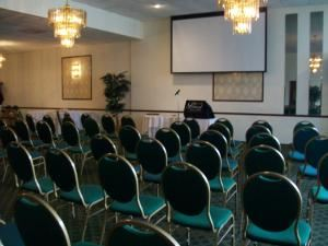 Meeting Room, Protocol Restaurant & Banquet Facility, Buffalo — Business Meeting