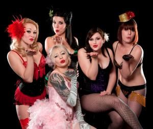 Capital Tease Burlesque