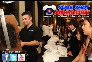 Sure Shot Airbrush, Inc., New Port Richey
