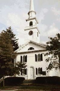 The First Congregational Parish, Kingston