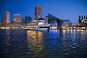 Dinner Cruise Packages, Spirit Cruises-Baltimore Inner Harbor, Baltimore — Beautiful Skyline