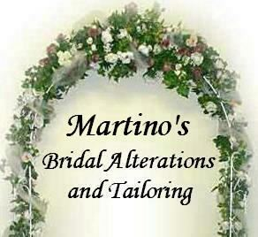 Martino's Bridal Alterations and Tailoring