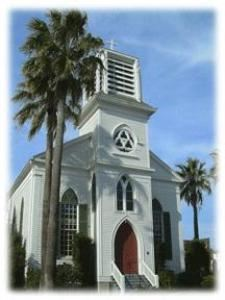 1860 Saint Joseph Church, Galveston, Texas (TX) - Party Location ...