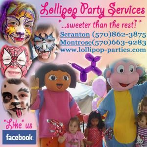 Lollipop Party Services