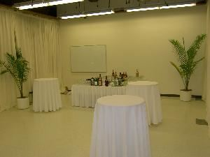 Small Shower Soiree - Bridal Shower Package , The Enterprise Center, Philadelphia — Studio C