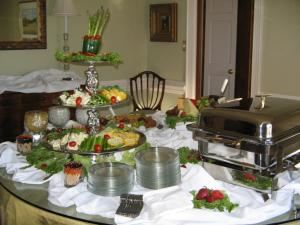 SMS Catering Services, Charlotte — Event catering