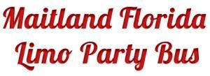 Maitland Florida Limo Party Bus