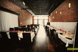 Dining Room, Due Amici, Columbus — dining room