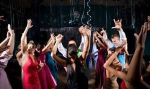 Dance Party Package with Lights, Harrisburg PA DJ Service, Camp Hill
