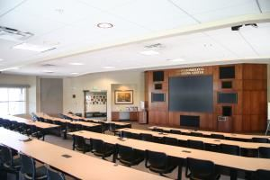 The Scientific Education and Research Institute, Denver — 3,000 square foot amphitheater with state-of-the-art multi-media equipment