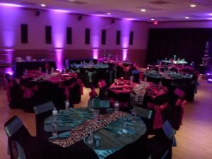 Platinum Package for 70 Guests, A Party Hall, Miami