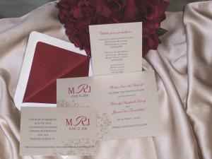 Affordable Wedding Invites by Gossett Printing