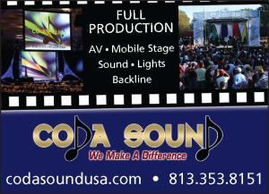 Coda Sound Inc, Tampa