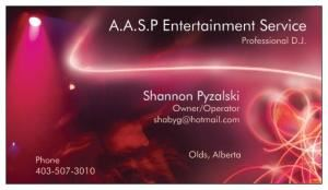 A.A.S.P. Entertainment Svc.