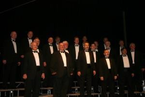Bridgetown Sound Barbershop Chorus, Portland — Bridge Town Sound (BTS) is a men's a cappella, barbershop chorus in Portland,OR. We represent the Portland Metro chapter of the Barbershop Harmony Society. Founded in 2001, BTS has been a frequent winner of the all-Oregon barbershop chorus contest.
