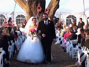 Ceremony and Reception DVD Package, Silver Lining Video, North Augusta — Blufton