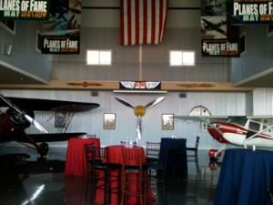 Main Hangar, Cal Aero Aviation Country Club, Chino