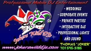 Jokers Wild DJ