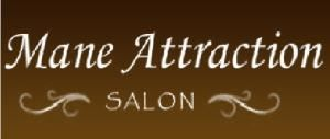 Mane Attraction Salon, South Windsor — Mane attraction salon logo