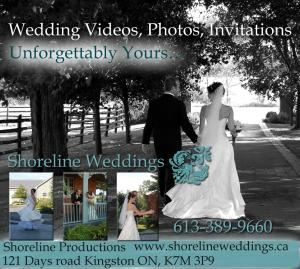 Shoreline weddings