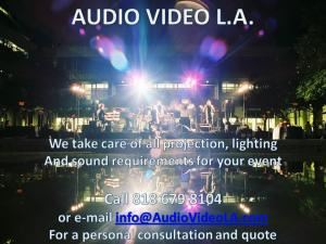 Audio Video LA.
