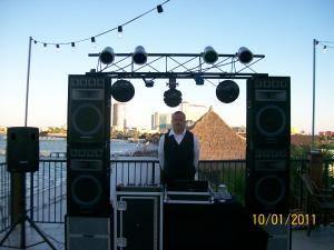 Wedding Reception Basic, Paradise Mobile Entertainment, Navarre
