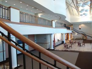 Lobby, The James E Bruce Convention Center, Hopkinsville