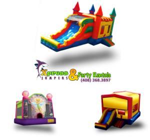 XPRESSJUMPERS & PARTY RENTALS