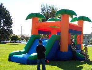 Fun Zone Inflatable Bouncy Castle & Inflatable Rentals Vernon