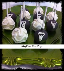 Pretty Pleaz Cake Pops