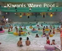 Indoor Wave Pool, Kiwanis Recreation Center, Tempe — Make a splash at our indoor wave pool & water slide featuring 3' waves in eight varying patterns plus a 122 ft. long by 16 ft. tall double spiral water slide. For availability and pricing informaiton please contact David_Bucher@tempe.gov or 480-350-5791.